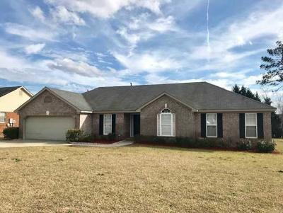 Augusta GA Single Family Home For Sale: $194,900