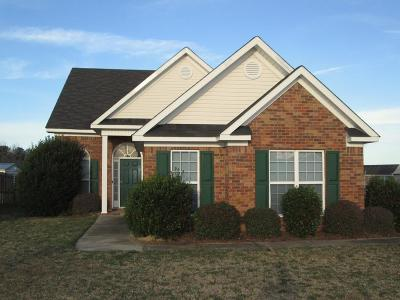 Grovetown Single Family Home For Sale: 4022 Rosedale Place