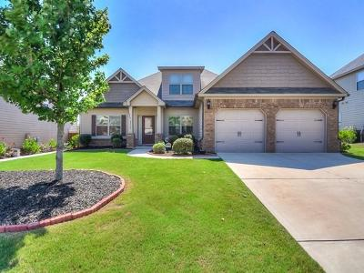 Evans Single Family Home For Sale: 2417 Sunflower Drive