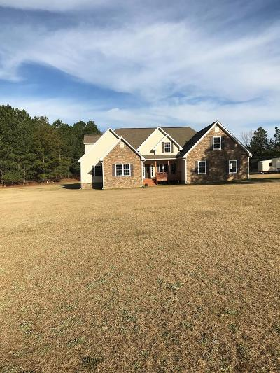 Single Family Home For Sale: 5776 Shelton Road
