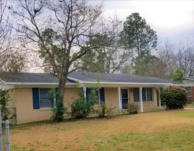 Augusta GA Single Family Home For Sale: $80,000