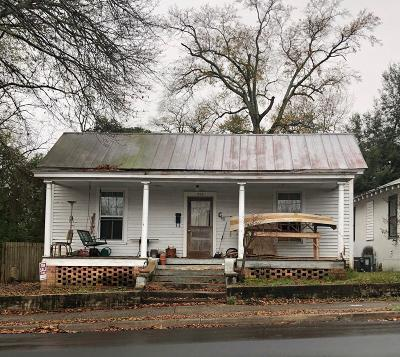 North Augusta Single Family Home For Sale: 808 West Avenue