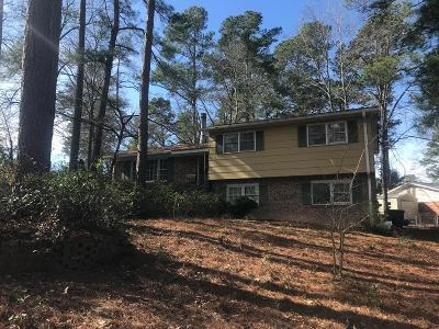 Augusta GA Single Family Home For Sale: $64,900