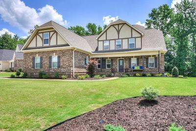 North Augusta Single Family Home For Sale: 176 Seton Circle