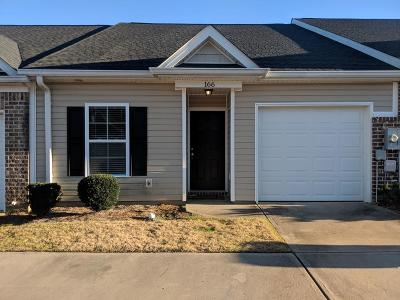 Grovetown Attached For Sale: 168 Brandimere Drive