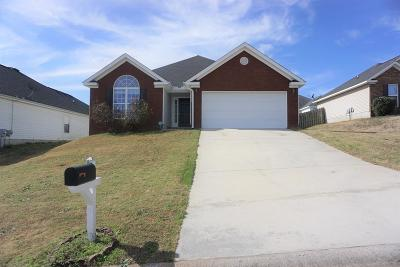 Grovetown Single Family Home For Sale: 421 Urial Drive