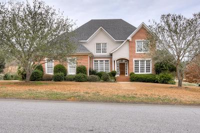 Evans GA Single Family Home For Sale: $399,900