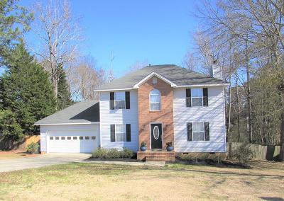 Martinez Single Family Home For Sale: 4001 Villa Lane