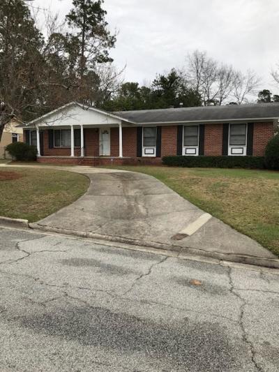 Augusta GA Single Family Home For Sale: $105,000