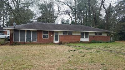 Richmond County Single Family Home For Sale: 2278 Raleigh Drive