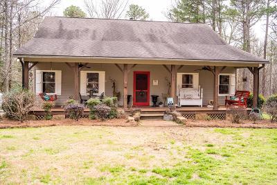 Appling GA Single Family Home For Sale: $249,900