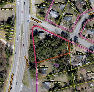 Augusta Residential Lots & Land For Sale: 3374 Peach Orchard Road