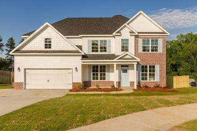 Evans GA Single Family Home For Sale: $369,900