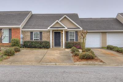 Augusta GA Single Family Home For Sale: $115,000