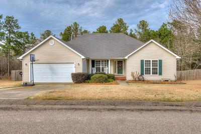 North Augusta Single Family Home For Sale: 5489 Silver Fox Way