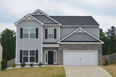North Augusta Single Family Home For Sale: 132 Newgate Court