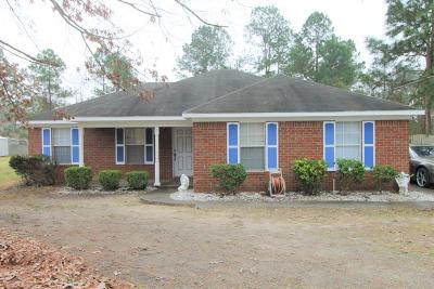 Richmond County Single Family Home For Sale: 3523 Barker Drive