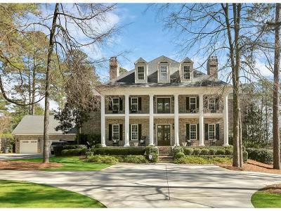 Evans Single Family Home For Sale: 5400 Aspen Laurel Drive