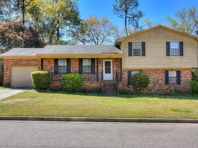 Richmond County Single Family Home For Sale: 4120 Pinnacle Pine Court