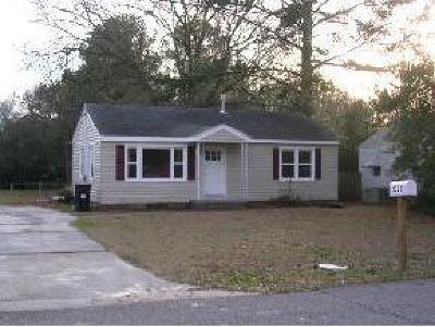 Richmond County Single Family Home For Sale: 2225 Killebrew Avenue