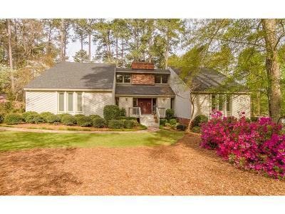Evans Single Family Home For Sale: 4815 Woodbridge Place