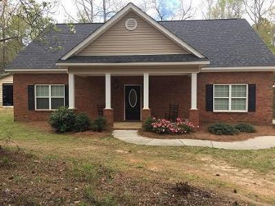 McDuffie County Single Family Home For Sale: 3681 Horsham Trail