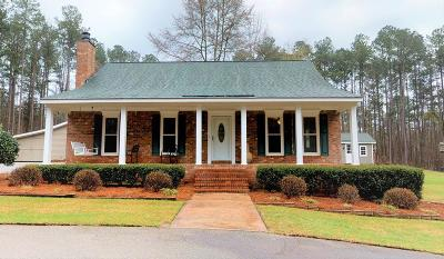 Grovetown Single Family Home For Sale: 153 Misty Woods Drive