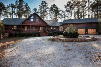 Appling Single Family Home For Sale: 44 Chigoe Lane