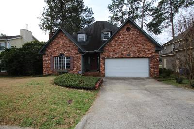 Augusta Single Family Home For Sale: 147 Moss Drive