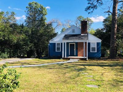 Augusta Single Family Home For Sale: 1614 Pendleton Drive