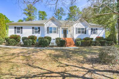 Aiken Single Family Home For Sale: 229 Sessions Drive