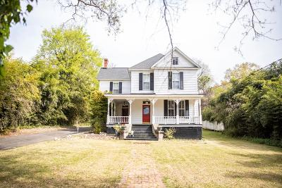 Edgefield County Single Family Home For Sale: 413 Simpkins
