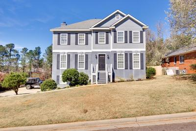 Evans Single Family Home For Sale: 781 Springbrook Circle