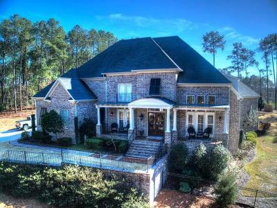 Appling Single Family Home For Sale: 3005 Timber Woods Drive