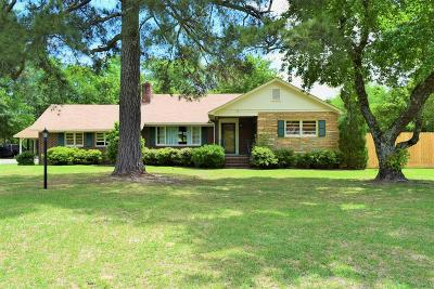 McDuffie County Single Family Home For Sale: 2686 Wrens Hwy