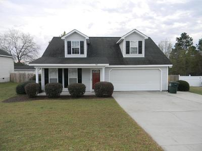 North Augusta Single Family Home For Sale: 166 Eagle Lake
