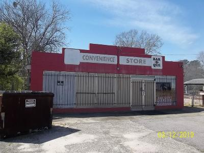 Augusta Commercial For Sale: 2001 Barnes Road