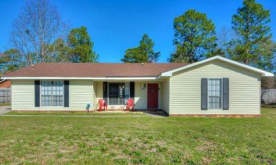 Hephzibah Single Family Home For Sale: 3612 Gibraltar Court