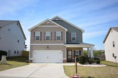 Grovetown Single Family Home For Sale: 3368 Grove Landing Circle