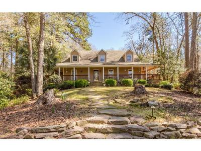 Hephzibah Single Family Home For Sale: 4741 Railroad Avenue