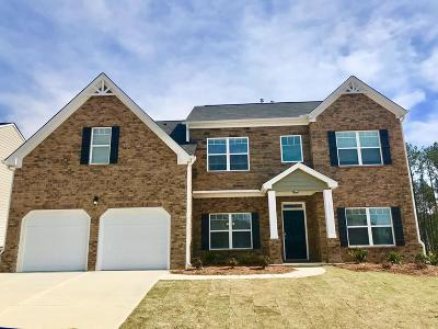 North Augusta Single Family Home For Sale: 973 Dietrich Lane