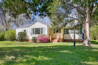 Augusta Single Family Home For Sale: 1937 Harrison Road
