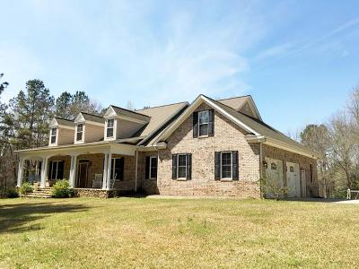 Columbia County Single Family Home For Sale: 1239 Reynolds Farm Road
