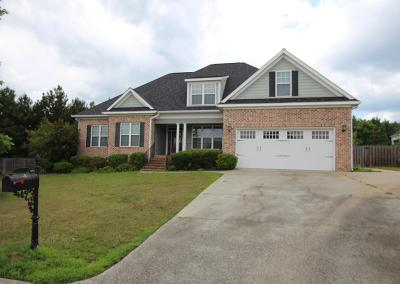 Columbia County Single Family Home For Sale: 703 Bellhaven Court