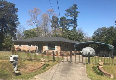 Richmond County Single Family Home For Sale: 4372 Saxon Drive