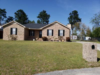 Augusta Single Family Home For Sale: 4349 White Pine Court