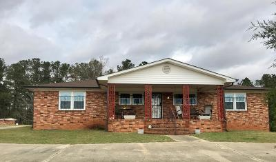 Richmond County Single Family Home For Sale: 4629 Deans Bridge Road