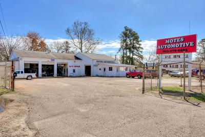 North Augusta Commercial For Sale: 551 Edgefield Road