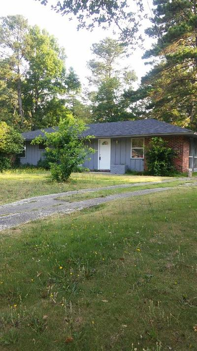 Augusta Single Family Home For Sale: 2239 Raleigh Drive #1