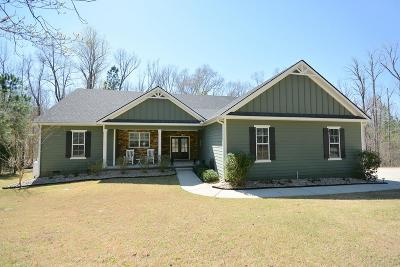 Appling Single Family Home For Sale: 1201 Yost Drive